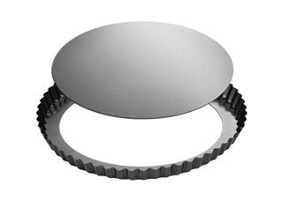 Форма с волнистыми краями и съемным дном Delicia 28 см, Tescoma 623115Выпечка<br><br>