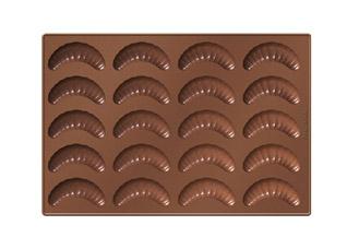 Форма для ванильных рогаликов Delicia Silicone, Tescoma 629352Выпечка<br><br>