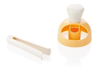 Форма для пончиков с щипцами для намачивания Delicia, Tescoma 630047Выпечка<br><br>
