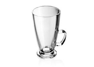 Стеклянная кружка латте маккиато Crema 300 мл, Tescoma 306275Напитки<br><br>