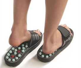 Тапочки Сила йоги Bradex рефлекторныеКомфорт для ног<br><br>