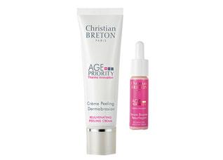 Набор Age Priority - Stop Surgery Peel Microabrasion, Christian Breton Paris 481680Косметические средства<br><br>