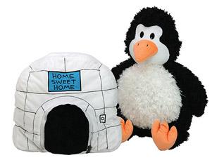 Игрушка-подушка Пингвин Bradex DE 0035игрушки<br><br>