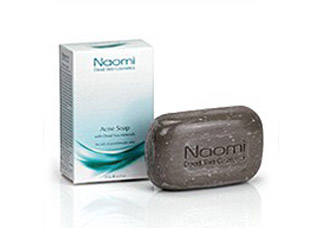 Мыло против акне с минералами Мертвого моря Naomi KM 0001Косметика Naomi<br><br>