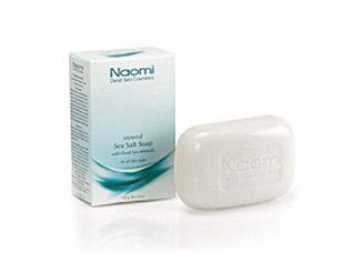 Мыло солевое с минералами Мертвого моря Naomi  KM 0004Косметика Naomi<br><br>