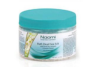 Соль Мертвого моря с экстрактом жасмина Naomi KM 0014Косметика Naomi<br><br>