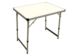 Складной стол кофейный Camping World Coffee Table Ivory TC-017Разное<br><br>