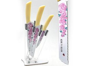 Набор антибактериальных ножей Mayer&amp;Boch MB-22463, 4 прНожи<br><br>