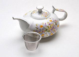 Заварочный чайник Mayer&amp;Boch MB-21147, 1 л РомашкаЗаварочные чайники<br><br>