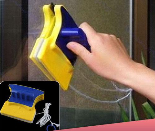 Как сделать магнитные щетки для окон