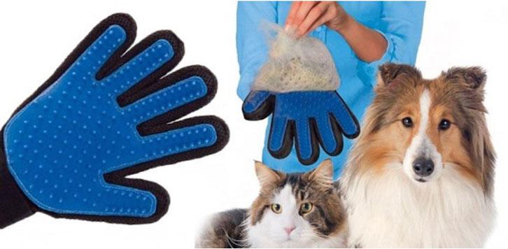 BO-374 Перчатка для собак